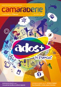 Couverture Camaraderie 321 - Ados+