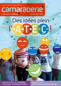 Couverture Camaraderie 323 - Des idées dans l'ATEC