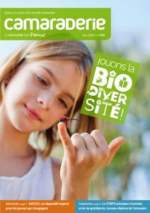 Couverture Camaraderie 325 - Jouons la biodiversité !