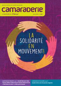 Couverture Camaraderie 329 - La solidarité en mouvement