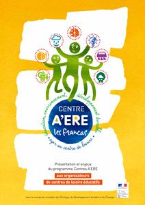 Centre AERE la démarche des centres de loisirs éducatifs Francas en transition écologique