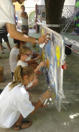 Cloture du festival: Atelier pour enfants