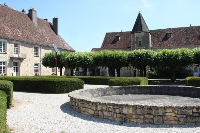 le château de Varzy