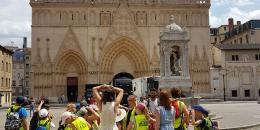 Visite du petit vieux Lyon-Cathédrale Saint-Jean