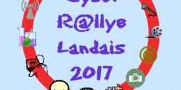 affiche cyber rallye landais 2017